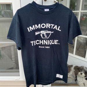 Immortal Technique Guerrilla Republik Shirt
